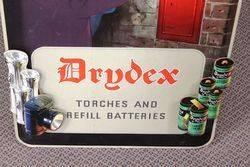 Drydex Batteries Advertising Board
