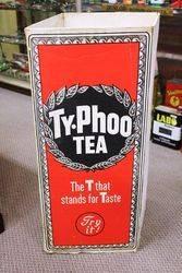TyPhoo Tea Advertising Display Bin