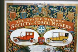 ARRIVING SOON Early Coach Makers Framed Poster