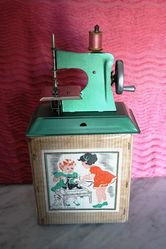 Boxed Little Betty Sewing Machine. #