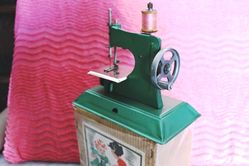 ARRIVING SOON Boxed Little Betty Sewing Machine