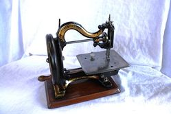ARRIVING SOON Antique Franklin Agenoria Sewing Machine