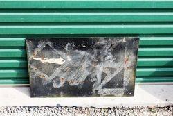 Railway Executive Warning Sign