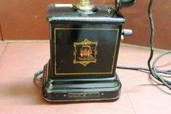 Antique Swedish Table Phone