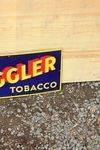 Ogdens Juggler Enamel Sign