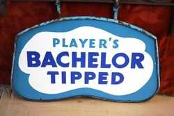ARRIVING SOON Playerand96s Bachelor Double Enamel Sign