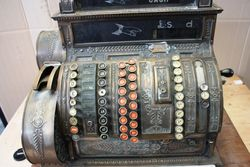 ARRIVING NOV Large Antique National Cash Register
