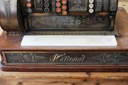 ARRIVING NOV Large Antique National Cash Register