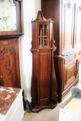 Early C20th  Cue Rack Corner Cupboard.