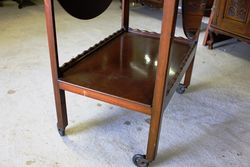 Drop Side Tea Trolley