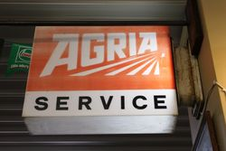 Agria Service Lightbox.#
