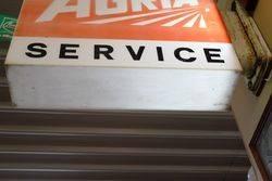 Agria Service Lightbox