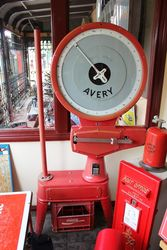 Large Industrial Avery Scales.#