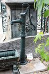 French Style Cast Iron Well Pump.