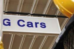 MG Car Care Lightbox