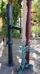 Cast Iron Large Well Pump ---