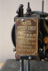ARRIVING NOV Antique Monarch Sewing Machine