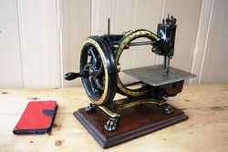 ARRIVING NOV Antique Monarch Sewing Machine