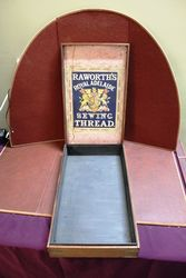 Raworths Royal Adelaide Sewing Thread Advertising Box.#