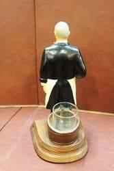 A Wonderful Schmidts Alloy Beer Advertising Figure