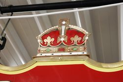 Royal Insurance Shield Enamel Sign