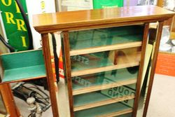 Rare Tobacco Display Cabinet