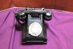 Early Bakelite Telephone #