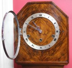 Art Deco Grandmother Clock