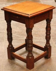 Set of 3 Oak Tables