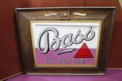 A Original Bass Beer Pub Mirror