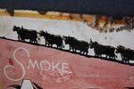 Antique Afrikander Tobaccos Enamel Sign