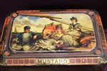 Antique Colmans Mustard Pictorial Tin