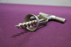 Antique Plated Corkscrew