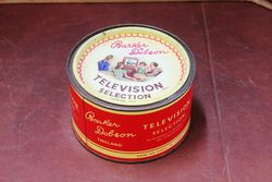 Barker And Dobson Television Selection Tin
