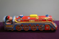 Battery Operated Modern Toy Mountain Special Modern Toy Tin Train