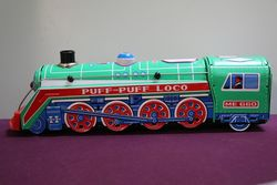 Battery Operated Puff-Puff Loco (Train)