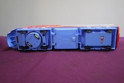 Battery Operated Santa FE Diesel Locomotive