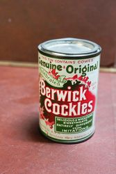 Berwick Cockles Tin