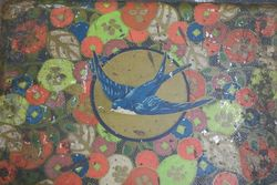 Blue Bird Pictorial Tin