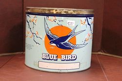 Blue Bird Toffee Pictorial Advertising Tin
