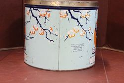 Blue Bird Toffee Pictorial Advertising Tin