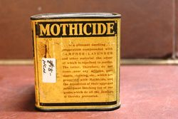 Boots Mothicide Tin