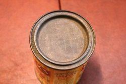 Borwicks Custard Powder Tin