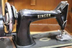 Boxed Single 99K Sewing Machine