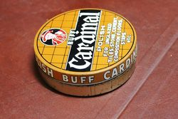 Buff Cardinal Polish Tin