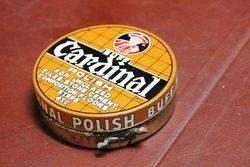 Buff Cardinal Polish Tin