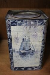 CWS Crumpsall and Cardiff Biscuits Tin