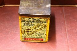 CWS Meadow Cream Toffee Tin