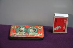 Cadbury Coronation George V  + Mary 1911