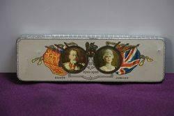 Cadbury Silver Jubilee 1910-1935 Tin